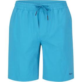 Marmot Allomare Spodnie krótkie Mężczyźni niebieski